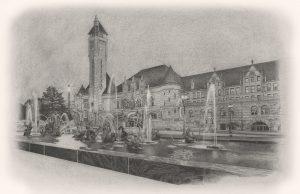 Drawing/Pastels, Joseph Bodus, Overland, MO