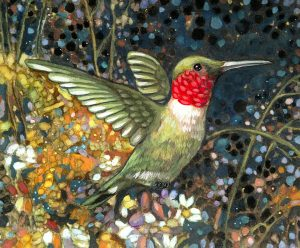 Painting, Goeke, April, Herrin, IL